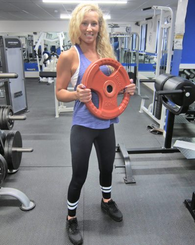 Gemma Richmond Personal Trainer, Kent, UK, Folkestone, Dynamix Leisure, holistic body building