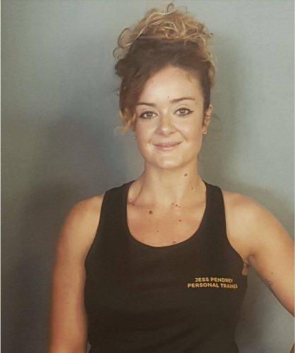 Jess Pendrey Personal Trainer bodytoningPT folkestone kent