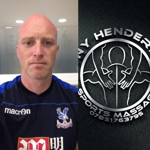 tony henderson sports therapist dover kent