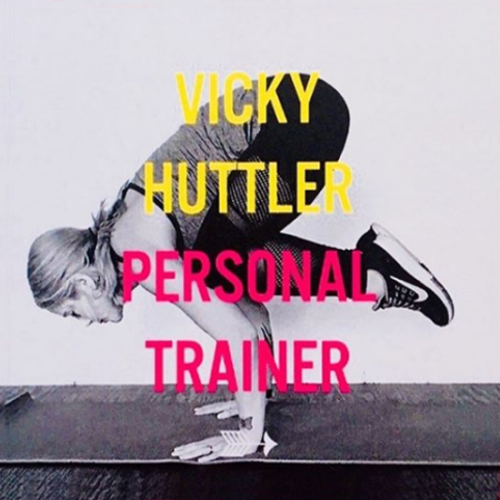 Vicky Huttler personal trainer